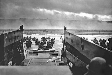 6 juin 1944, Caen, Omaha Beach, Débarquement