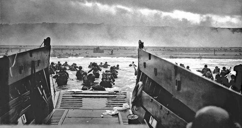 6 Juin 2019 à Caen : 75e Anniversaire du Débarquement